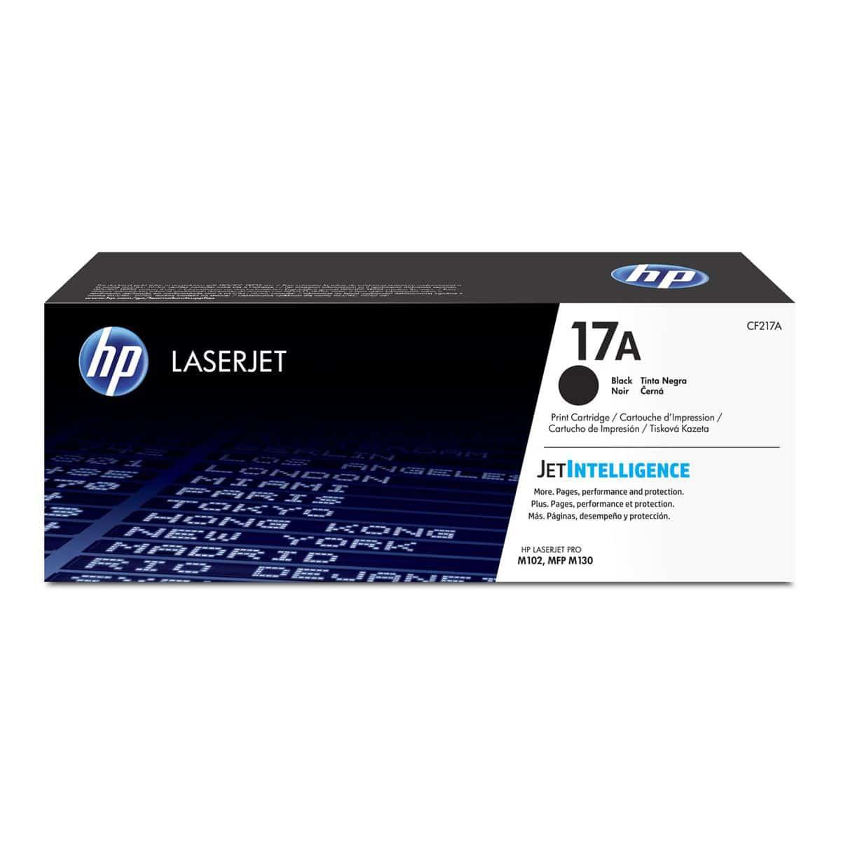 HP CF217A 17A Toner Cartridge, HP Supplies Manchester