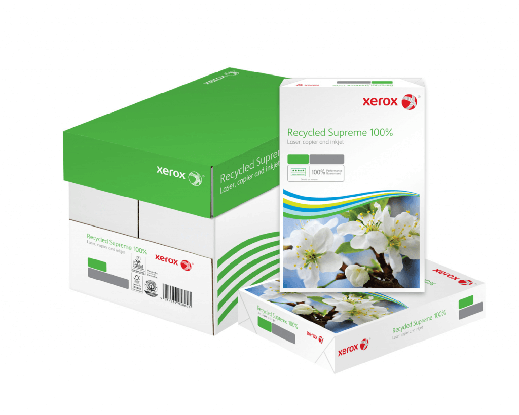 Xerox Recycled Paper