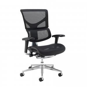 Dynamo Ergo Chair In Mesh Or Leather 5