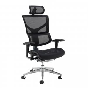Dynamo Ergo Chair In Mesh Or Leather 4