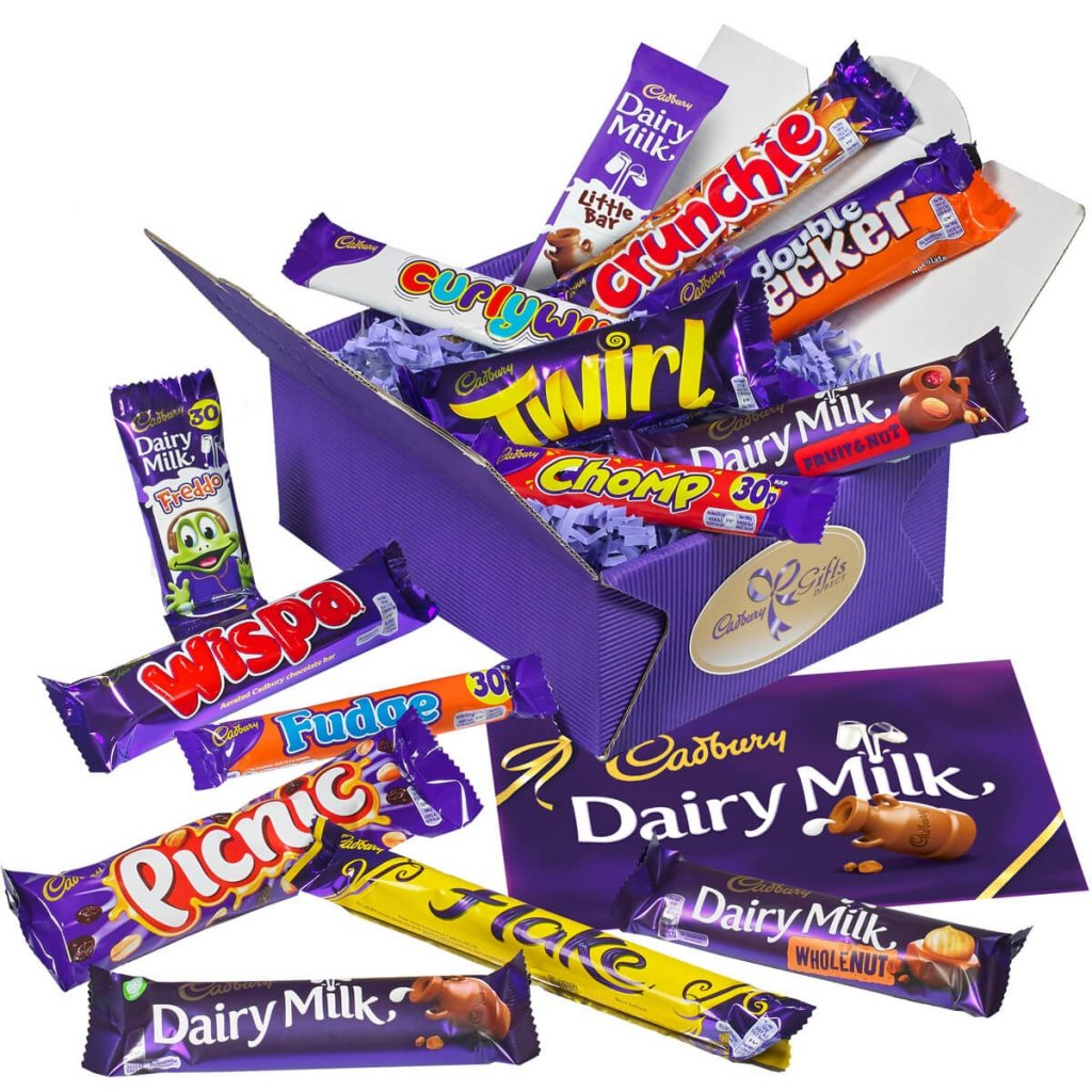 Cadburys Chocolate Snack