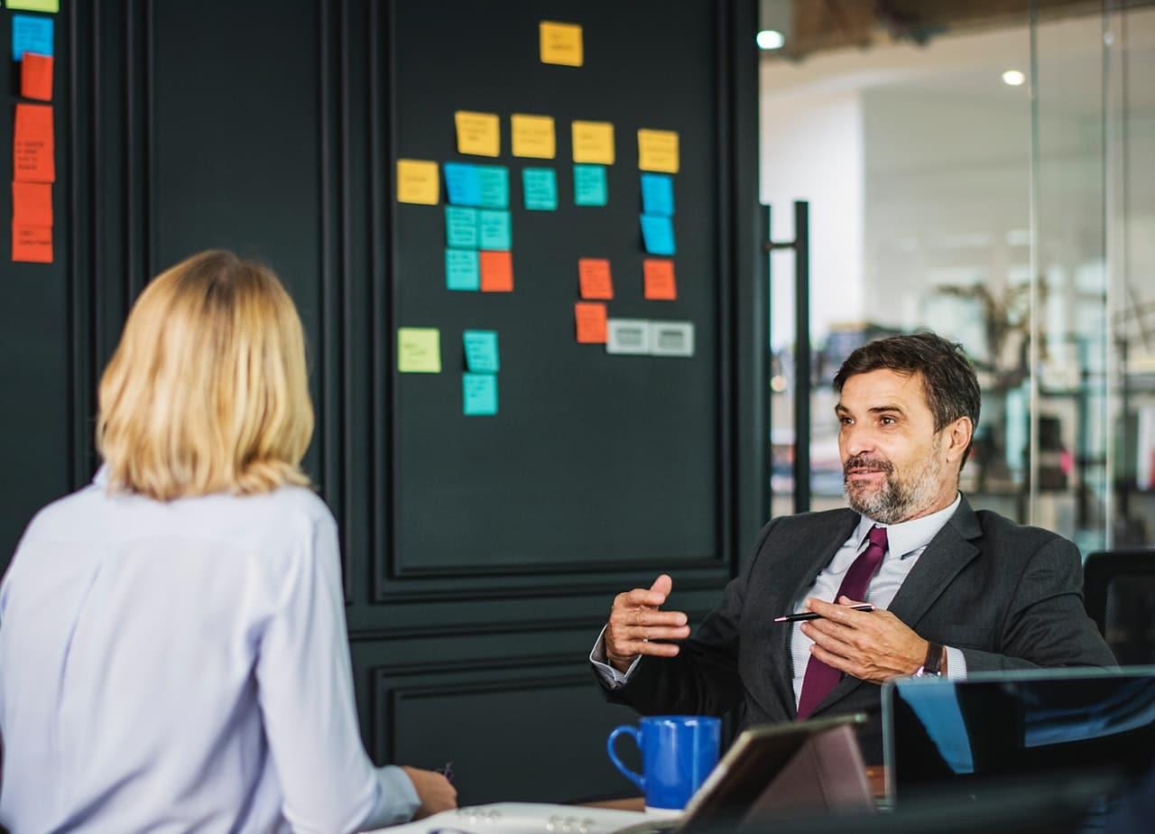 Understanding in the office