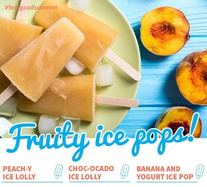 Fruity Ice Pops to Cool Down the Office - If you Need it! 13