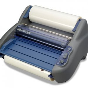 GBC RollSeal Ultima 35 Ezload A3 Roll Laminator Up to 500 micron Ref 1701660 |