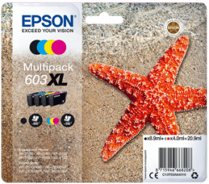 Buy Epson 603XL Ink With Fast Delivery In The UK 12