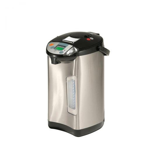 Addis Thermo Pot 5 Litre Stainless Steel & Black Ref 516522 |
