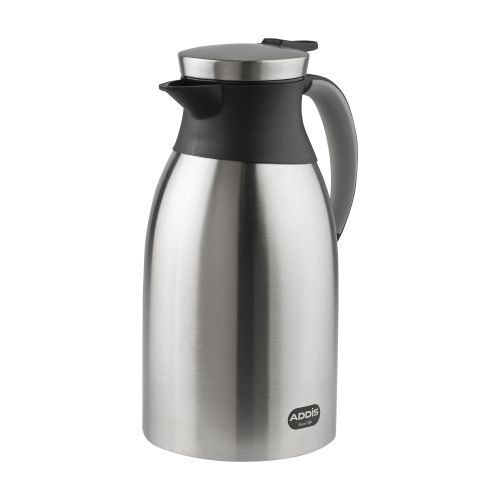Addis Vacuum Jug Insulated Stainless Steel 2 Litre Ref 517469 |