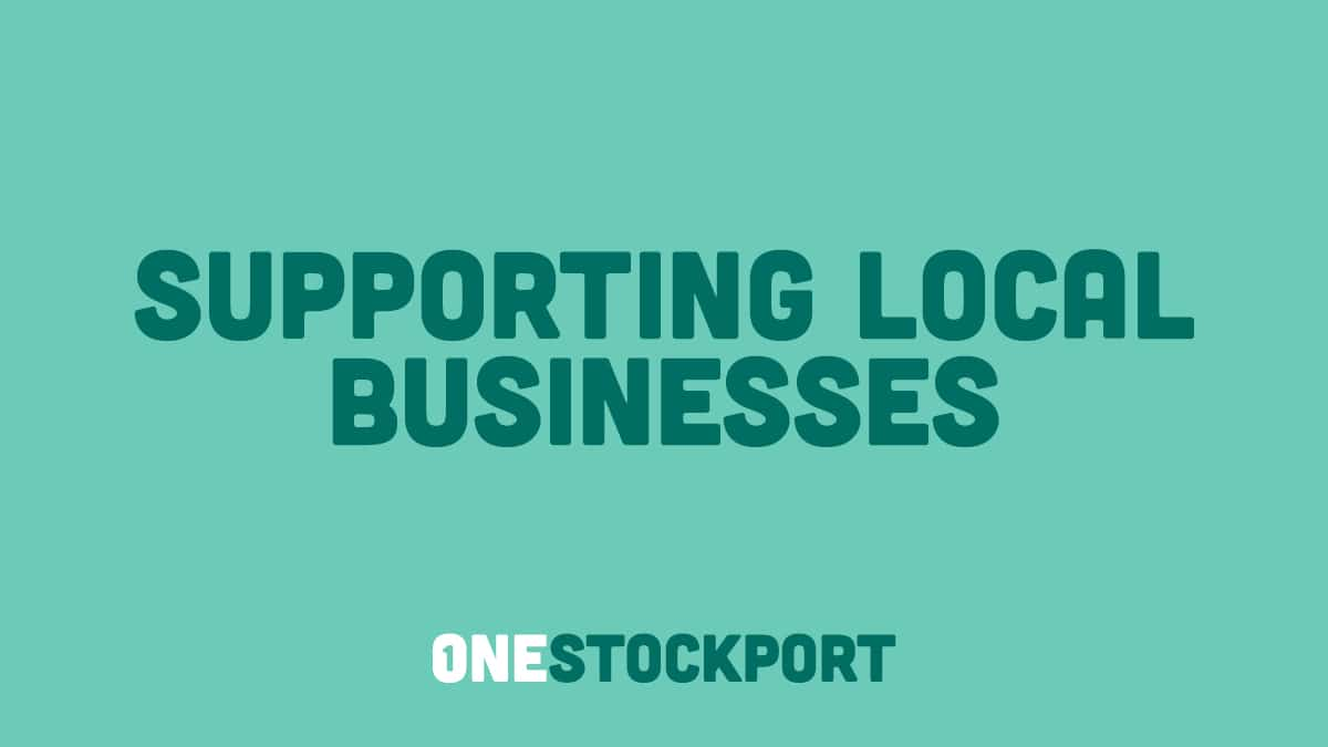 Buy local, support your community - Octopus Office 1