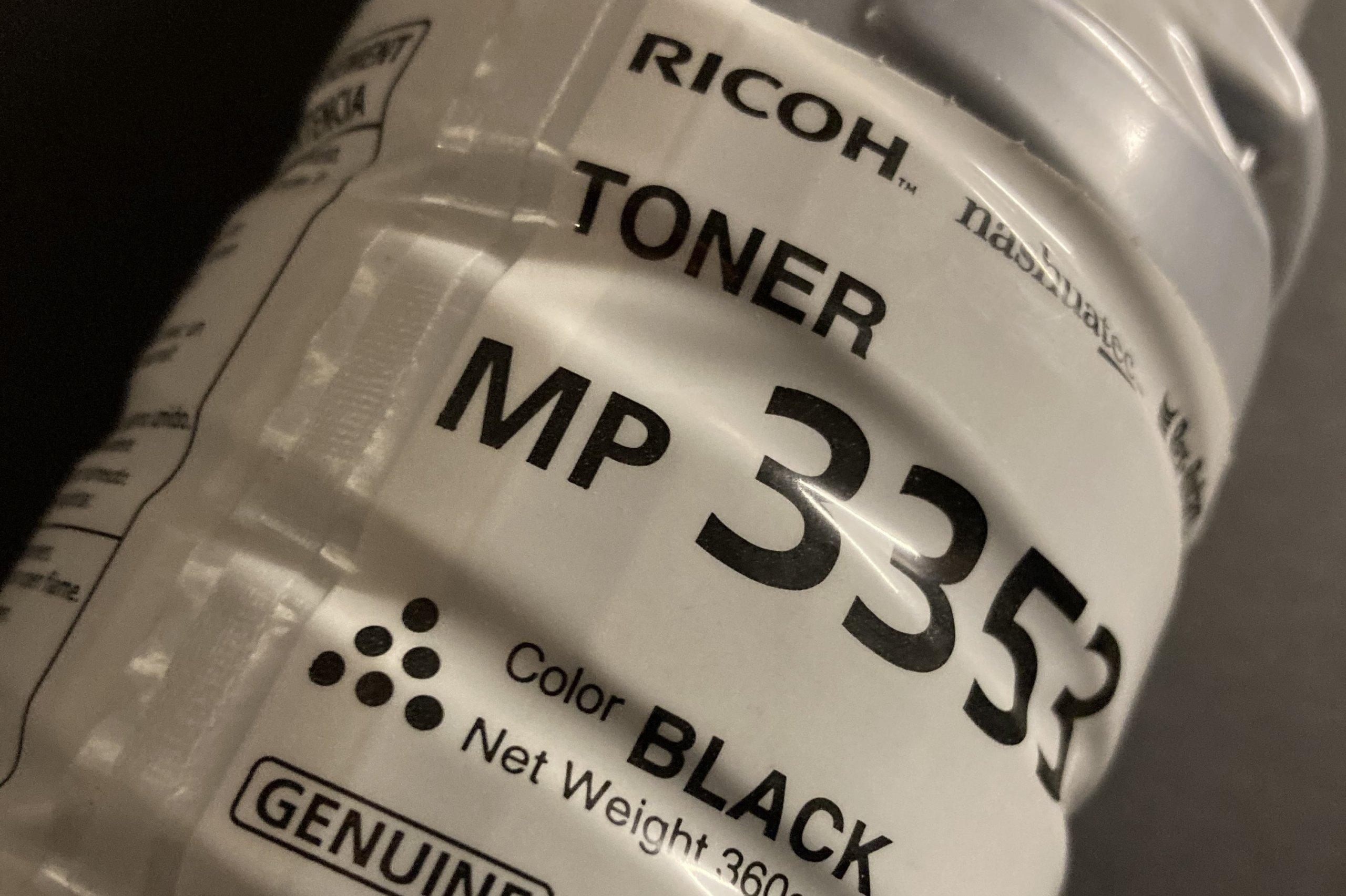 Ricoh Toner