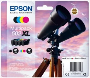 Epson 502XL Ink Cartridges Next Day 4