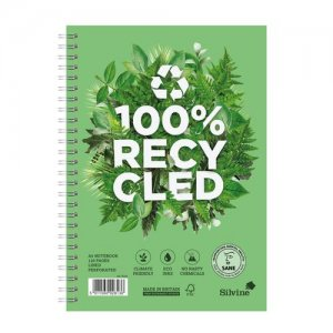 office recycling notebook