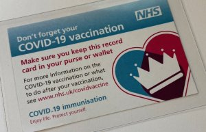 Protect Your Covid-19 Vaccination Card From Spills & Dirt 9